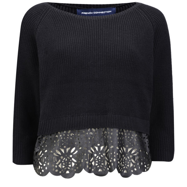 French Connection Women's Irene Jumper - Black