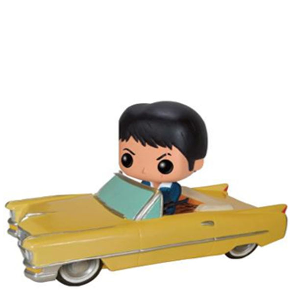 Scarface 1963 Cadillac Car Pop! Vinyl Vehicle With Figure