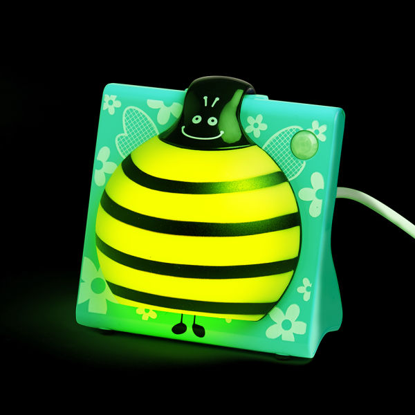 philips guidelight bee led night light with motion sensor homeware rh thehut com Ground Bee Identification Bee Line