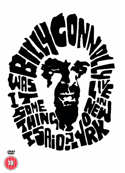 Billy Connolly  2009 Collection - Live In New York (2005) / Was It Something That I Said