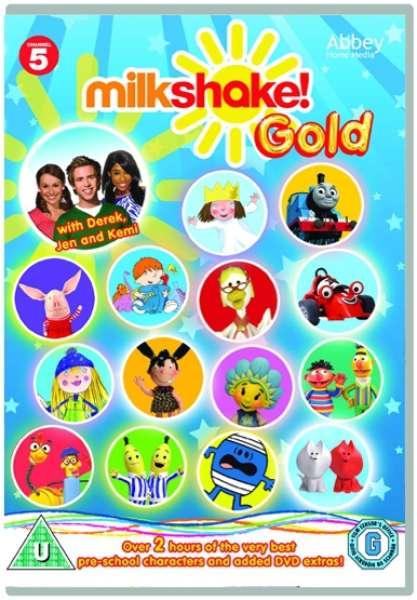 Milkshake Gold Dvd Zavvi