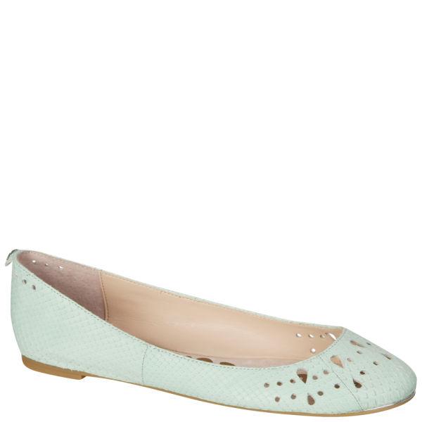 Sam Edelman Women's Leighton Ballet Pumps - Mint Green