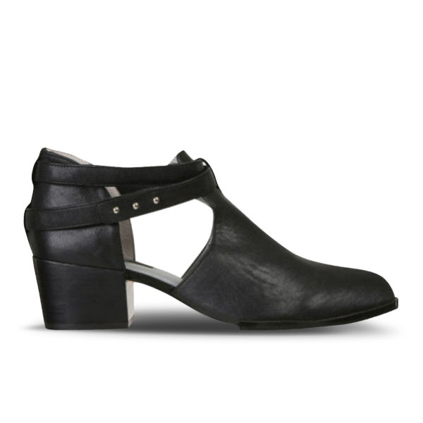 Senso Women's Qimat Heeled Ankle Boots - Black