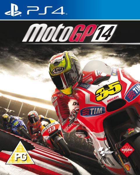 MotoGP 14 PS4 | Zavvi