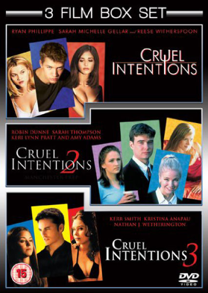 Cruel Intentions Region 2 Movie free download HD 720p