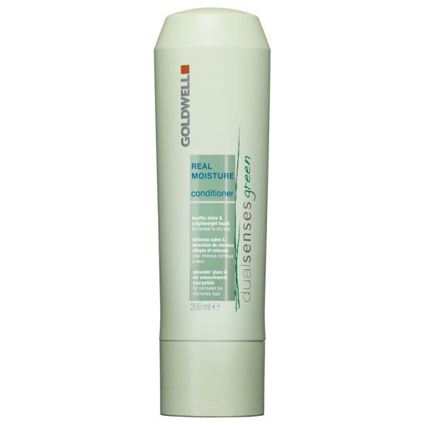 Acondicionador Dualsenses Green Real Moisture de Goldwell (200 ml)
