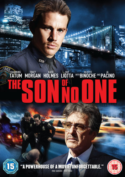 The Son Of No One Dvd Zavvi