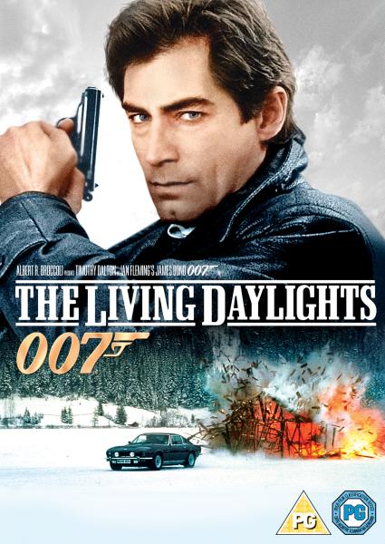 The Living Daylights Dvd Zavvi
