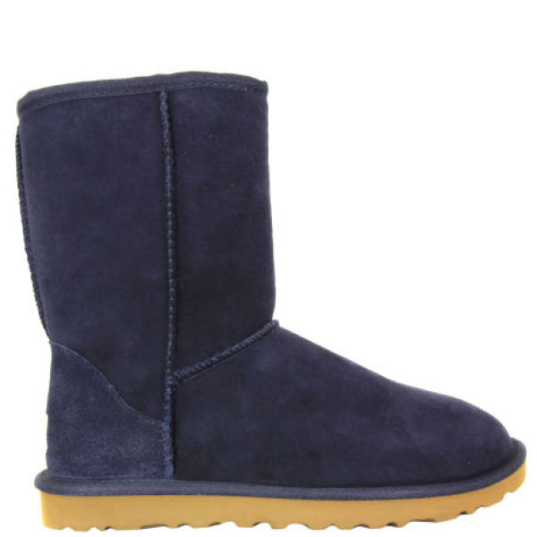 UGG Women s Classic Short Boots - Navy - Free UK Delivery over £50 3d707abb4