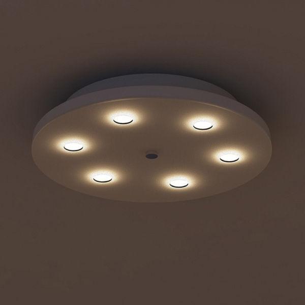 Philips ledino led ceiling lamp homeware thehut philips ledino led ceiling lamp mozeypictures Choice Image