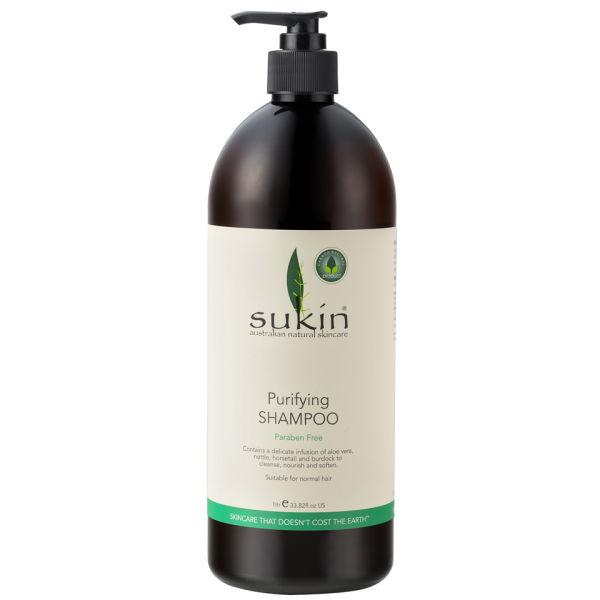 Sukin Purifying Shampoo (1 liter)