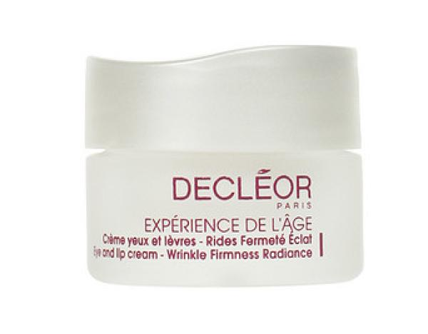 DECLÉOR Experience De L'Age Triple Action Eye And Lip Cream (Augen - und Lippencreme) 15ml