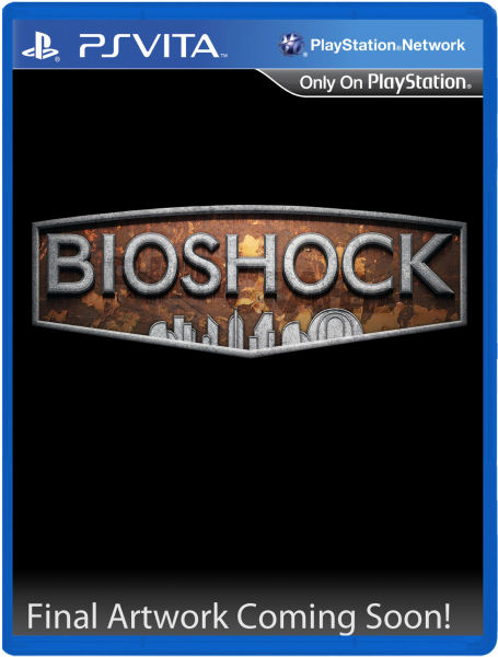 Bioshock Vita Ps Vita Zavvi