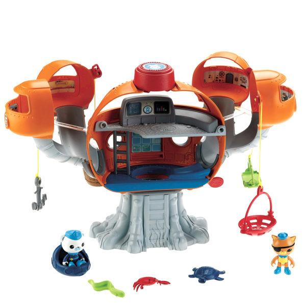 Octonauts Octopod Playset Iwoot