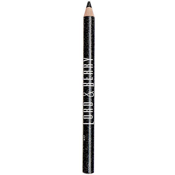 Crayon à paillettes pour les yeux Lord & Berry - Noir