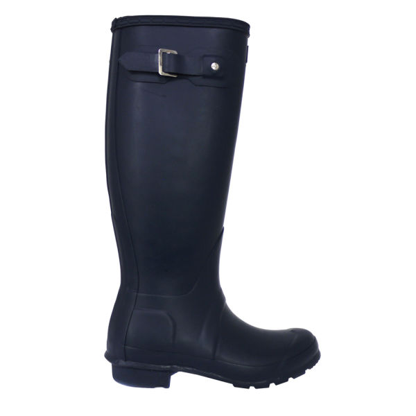 Hunter Women's Original Tall Hunter Wellies - Navy