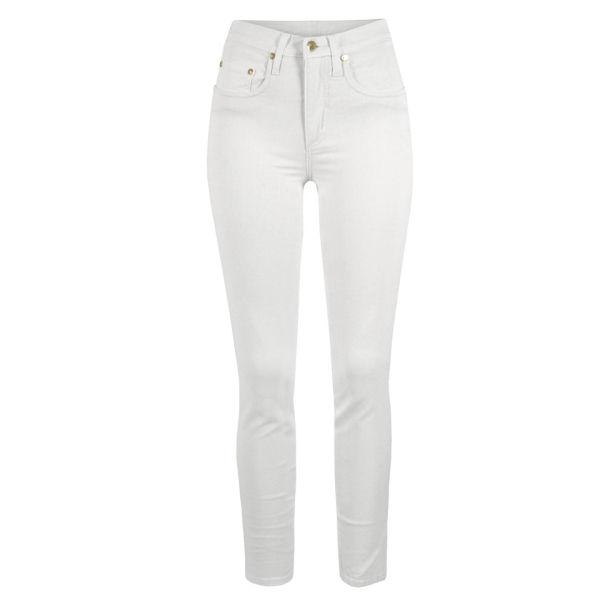 Nobody Women's Cult Skinny Jeans - White