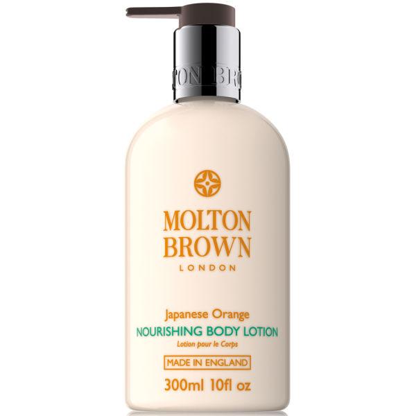 Molton Brown lait corporel de l'orange japonaise