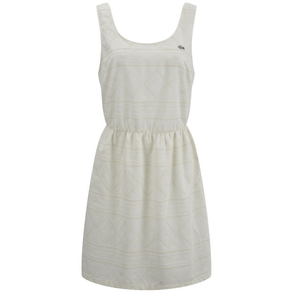 Lacoste Live Women's Dress - Flour