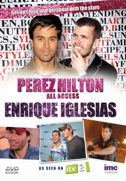 Perez Hilton: All Access - Enrique Iglesias