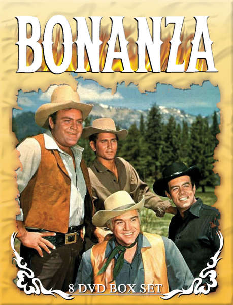 Bonanza Box Set Dvd Zavvi