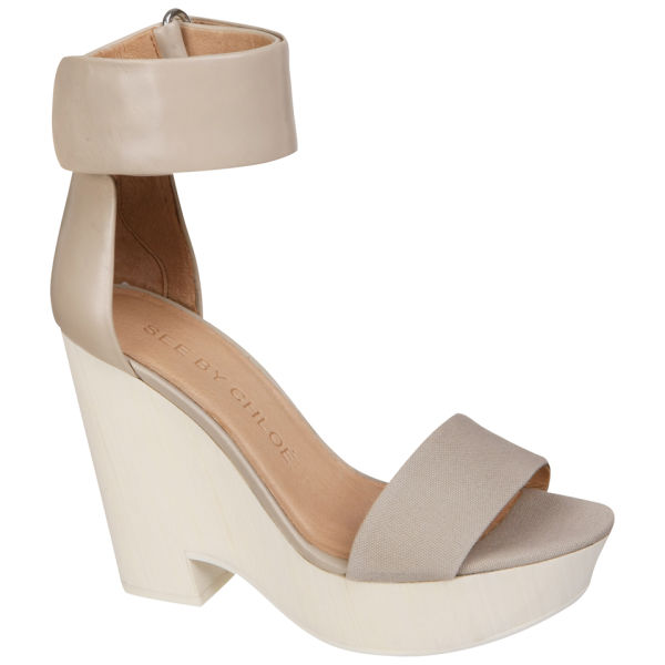 See By Chloé Women's Wedges - Brown