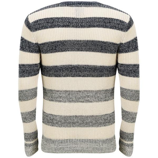 scotch soda men 39 s sunfaded striped pullover dessin e. Black Bedroom Furniture Sets. Home Design Ideas