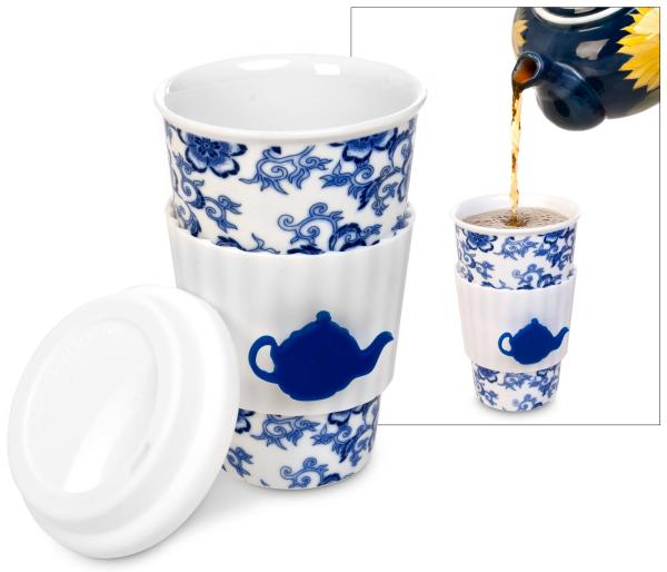 Tea Lover S Eco Cup Iwoot