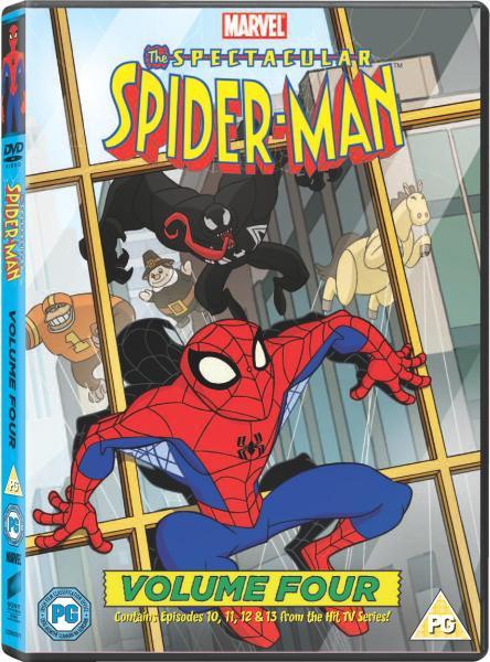 Spectacular Spider-Man - Volume 4