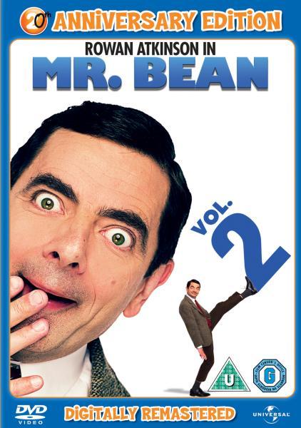 Mr. Bean: Series 1, Volume 2 - 20th Anniversary Edition