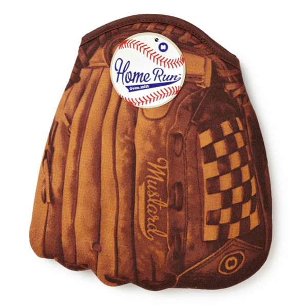 Home Run Baseball Oven Glove