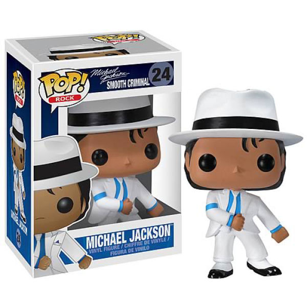Michael Jackson Smooth Criminal Pop! Vinyl Figure