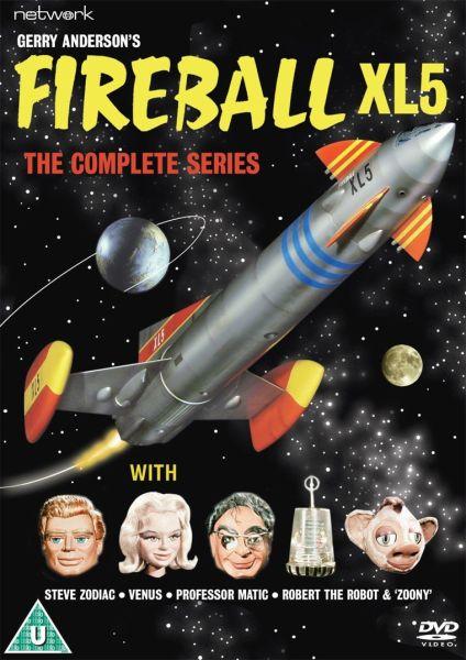 Fireball XL5 - The Complete Series