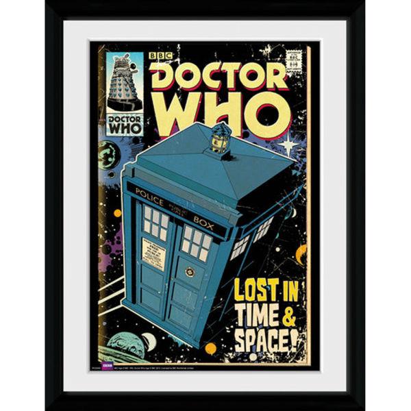 Doctor Who Tarids Comic - 30x40 Collector Prints