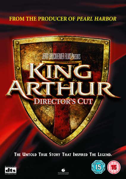 King Arthur Directors Cut Dvd Zavvi