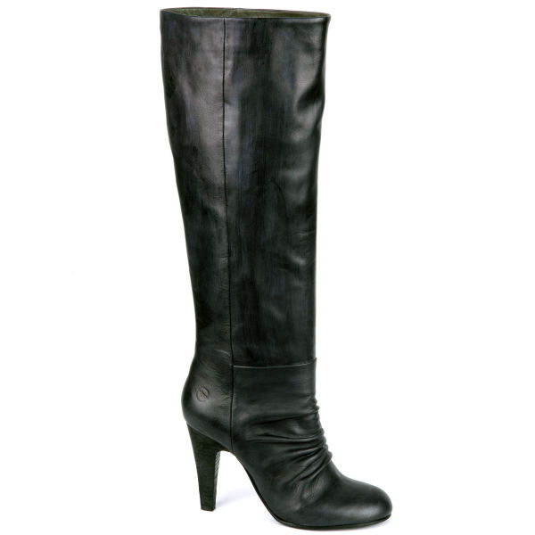 bronx s taste knee high boots black clothing