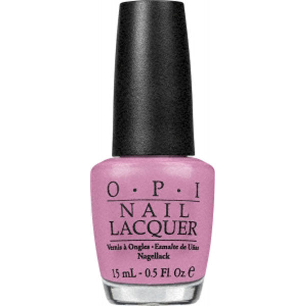 OPI Nail Varnish - Lucky Lucky Lavender (15ml) | Recreate Yourself NZ