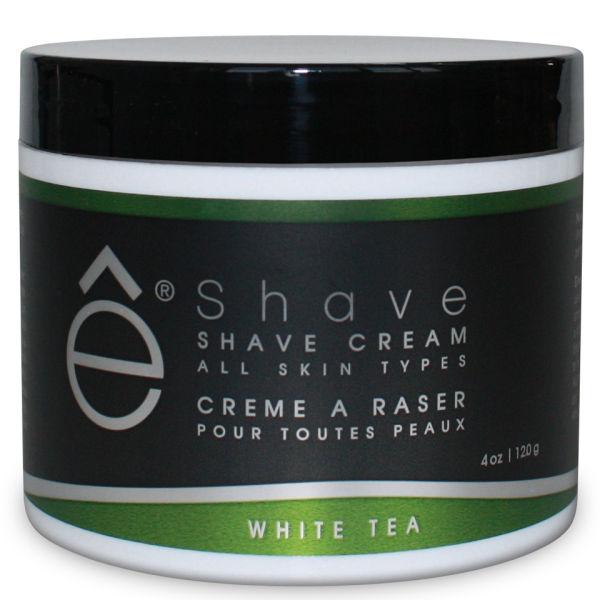 Crème de Rasage e-Shave Thé Blanc 118ml
