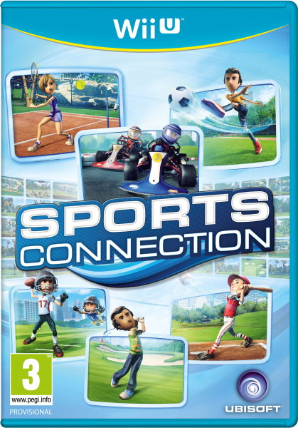 sports connection wii u wii u zavvi. Black Bedroom Furniture Sets. Home Design Ideas