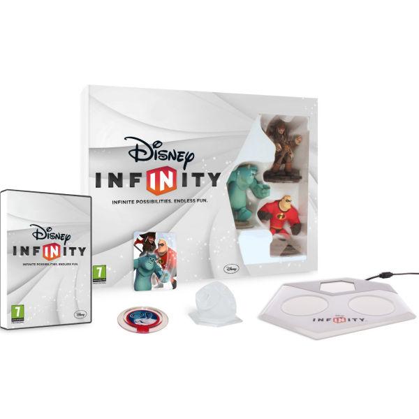 Disney Infinity Starter Pack Wii Nintendo Wii Zavvi