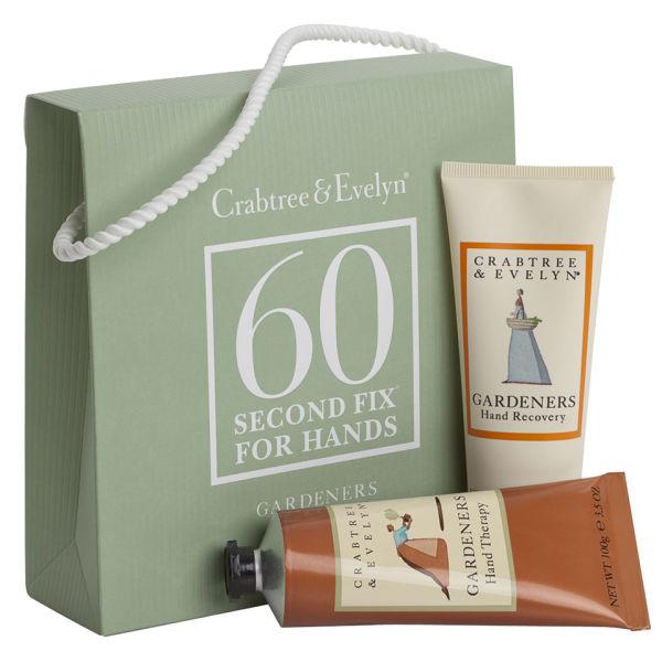 Crabtree & Evelyn Gardeners 60 Second Fix Kit Mini