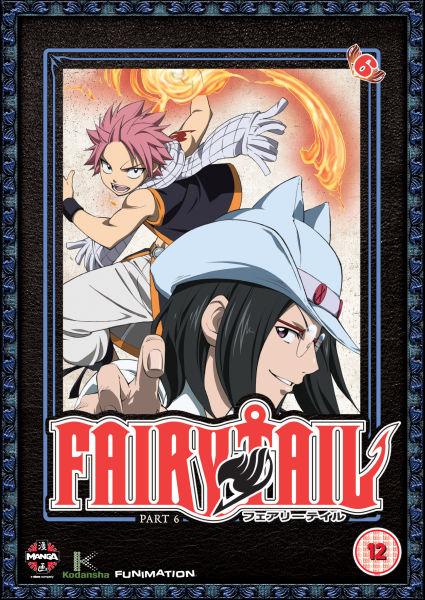 Fairy Tail - Part 6: Episodes 61-72