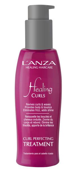 Traitement de Renouvellement pour les Boucles L'Anza Healing Curls (100ml)