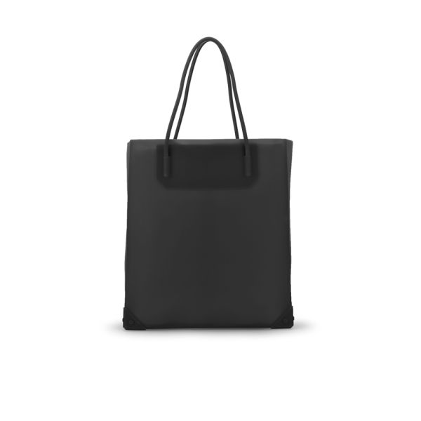Alexander Wang Prisma Rubber Tote Bag - Black