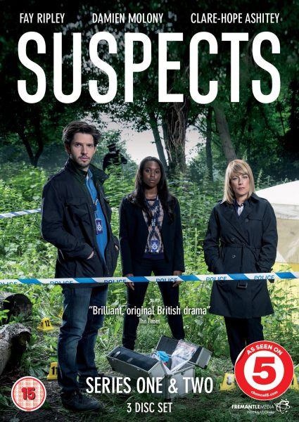 Suspects - Series 1 & 2