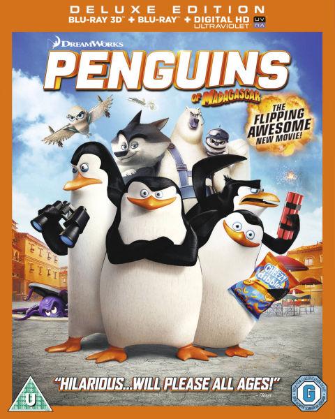 Penguins of Madagascar 3D