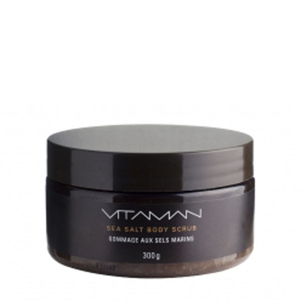 VitaMan Sea Salt Body Scrub (300g)