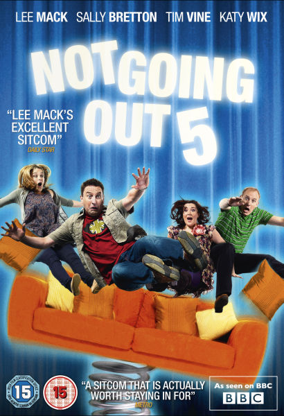 Not Going Out Series 5 Dvd Zavvi