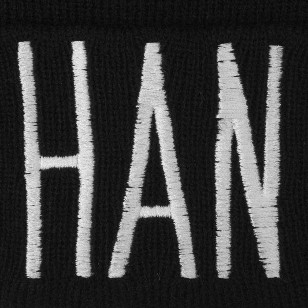 294d6be3704 Han Kjobenhavn Men s  HAN  Beanie - Black Clothing