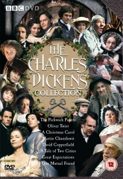 The Charles Dickens Collection 12 Disc Box Set Dvd Zavvi